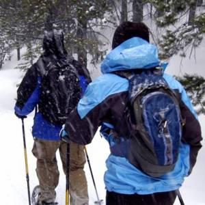 Dieci escursioni con le ciaspole sulle Dolomiti