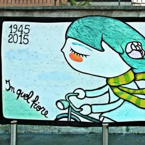 A Milano la street art è un museo a cielo aperto