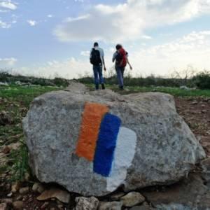 A piedi sull'Israel National Trail - introduzione e consigli per l'uso