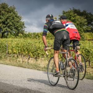 Al via l'Eroica 2016. Vent'anni di passioni per la bicicletta e il paesaggio toscano