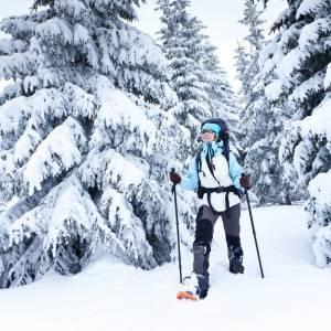 Dieci escursioni con le ciaspole in Piemonte