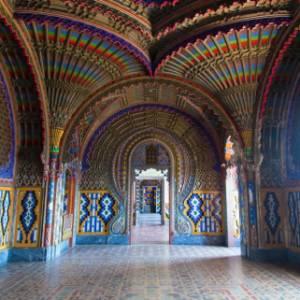 Anche il Castello di Sammezzano in Toscana è tra i 12 monumenti più a rischio in Europa