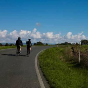 Un weekend a Casole d'Elsa, paradiso della bicicletta