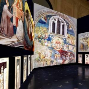 A Venezia la mostra multimediale Magister Giotto