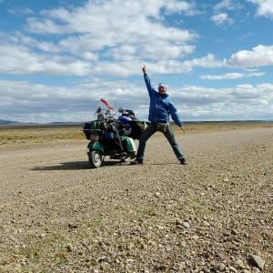 Compagni di viaggio. L'America on the road: da Nord a Sud in sella a una Vespa