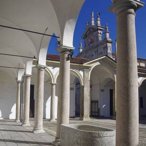 La Certosa di Milano (a Garegnano) è un nuovo luogo di Aperti per Voi