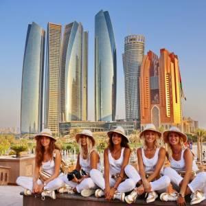 Donnavventura 2016, prima tappa: Abu Dhabi