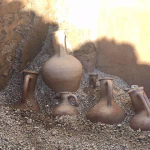 A Pompei da nuovi scavi riaffiorano reperti intatti