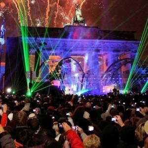 Capodanno a Berlino? La festa è in piazza