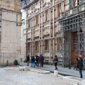 L'Aquila, la ricostruzione e l'impegno per un futuro