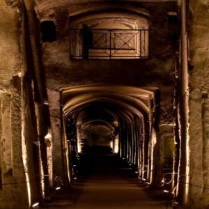 Le più belle città sotterranee in Italia - Sud e isole
