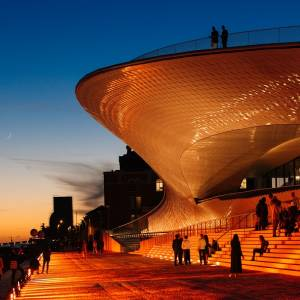 A Lisbona apre il Maat, spettacolare museo di arte e tecnologia