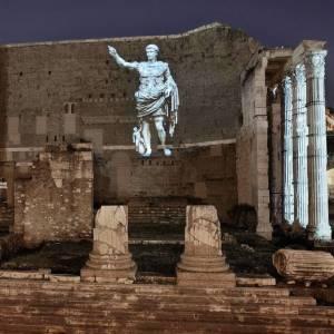 Due grandi mostre multimediali a Roma: la capitale come non l'avete mai vista