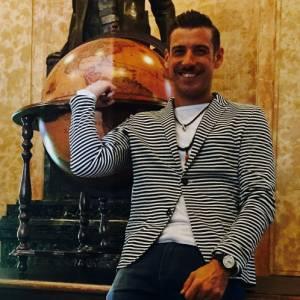 """Il """"Magellano"""" di Gabbani salpa dal Touring Club Italiano"""