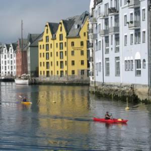 Cinque giorni in Norvegia: prima parte, le bellezze di Alesund e gli uccelli di Runde