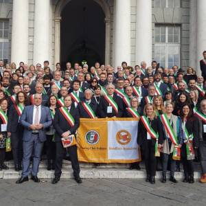 Bandiere Arancioni, a Genova l'iniziativa Tci festeggia 20 anni. E guarda al futuro