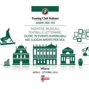 Aperti per voi a Milano: gli eventi imperdibili a maggio