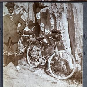 Il Giro del Touring. Una bicicletta può volare? Verso lo Stelvio, oggi come ieri