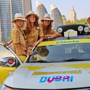 Donnavventura 2016, seconda tappa: Dubai