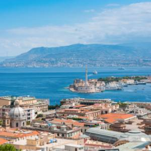 L'idea del Touring per lo Stretto di Messina