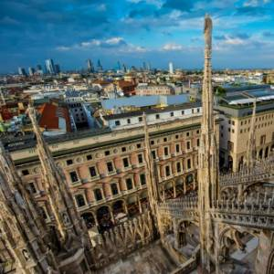 Milano è candidata all'European Best Destination 2018