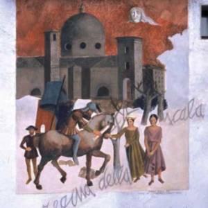 Una gita a Calcio, il paese dipinto in provincia di Bergamo