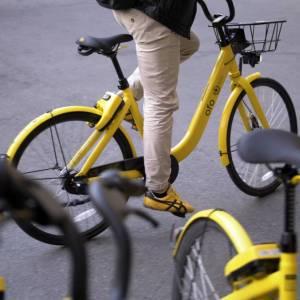 A Milano arrivano le bici gialle di Ofo, il nuovo servizio di bike sharing
