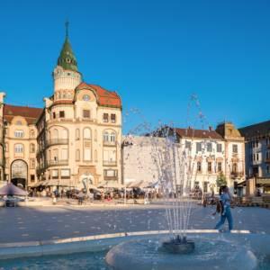 Una città a sorpresa: perché andare a Oradea, in Romania