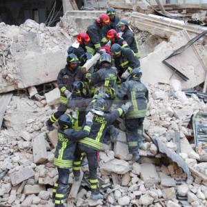 Il terremoto del Centro Italia raccontato dai soccorritori