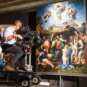 Raffaello - Il Principe delle Arti in 3D arriva al cinema