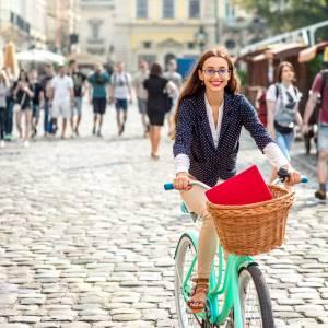 """Quali sono le città più """"ciclabili"""" d'Italia?"""