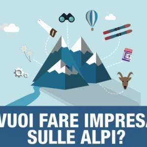 """Nuove idee per """"salvare"""" le Alpi: ecco il progetto ReStartAlp"""