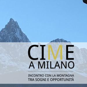 Tre giorni di Cime a Milano
