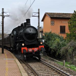 Treni storici: i prossimi appuntamenti in tutta Italia