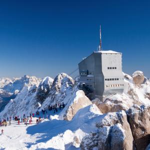 Due nuovi ascensori panoramici sulla Marmolada