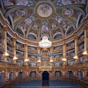 Il Teatro di Corte della Reggia di Caserta amplia gli orari di apertura. Grazie ai Volontari Tci