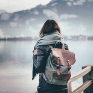 Dieci passeggiate belle e facili da fare in inverno