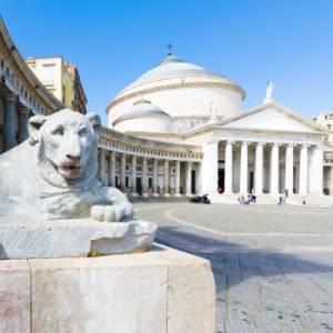 Salotti d'Italia: alla scoperta di Piazza del Plebiscito a Napoli