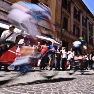 Il Giro del Touring: a Reggio Emilia, la terza volta di Don Fernando
