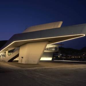 Inaugurata a Salerno la stazione marittima firmata Zaha Hadid