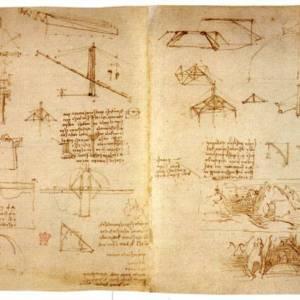 Milano strumenti musicali di Leonardo da Vinci