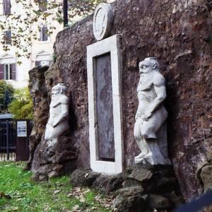 Roma la porta magica eventi arte e cultura - Porta magica piazza vittorio ...