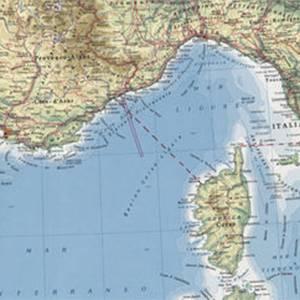 Mare Mediterraneo Cartina.Mar Mediterraneo Mapa Mental