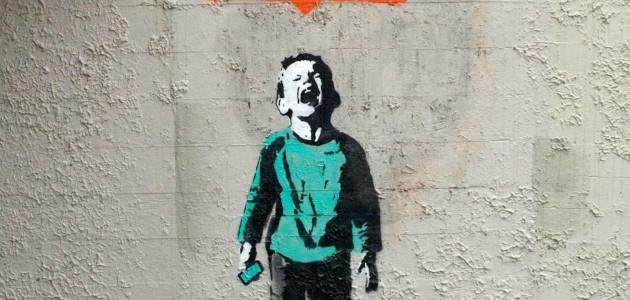 Il misterioso Banksy in mostra a Roma