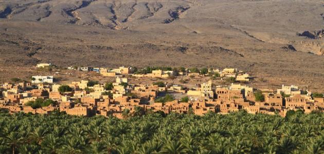 Le montagne dell'Oman, tra canyon straordinari e una rete millenaria di canali