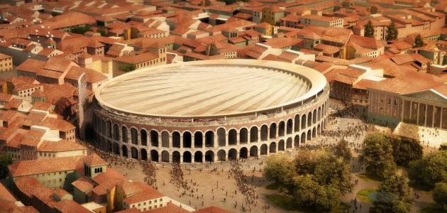 Come sarà il tetto dell'Arena di Verona: tutti i perché di una scelta difficile