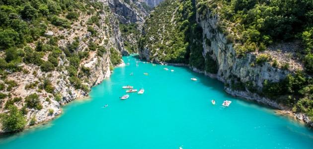 Una vacanza in camper da sogno, dalle Alpi alla Provenza fino al più grande canyon d'Europa