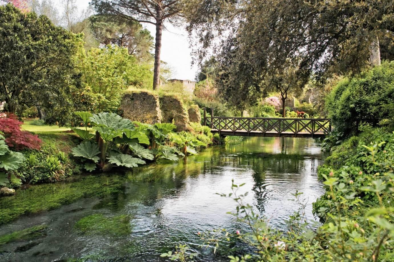 Ecco i due parchi pi belli d 39 italia del 2015 for Mangiare vicino al giardino di ninfa