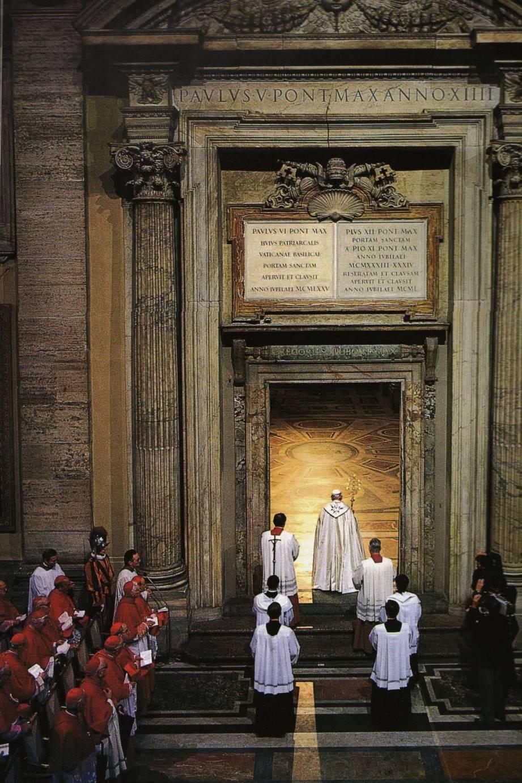 Giubileo che cos 39 la porta santa - Immagini porta santa ...