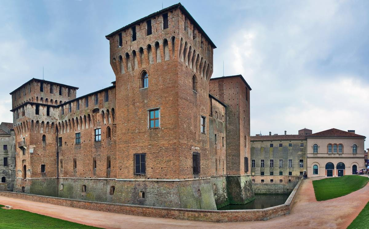 Mantova capitale italiana della cultura 2016 for Mantova camera sposi